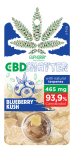 Kryształ CBD Blueberry 465 mg CBD